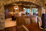 Luxury House Plan Kitchen Photo 03 - Shenandoah Heights Luxury Home 091S-0001 | House Plans and More
