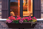 Luxury House Plan Window Detail Photo - Shenandoah Heights Luxury Home 091S-0001 | House Plans and More
