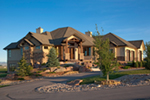 Arts & Crafts House Plan Front of House 101D-0038