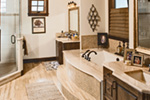 Luxury House Plan Bathroom Photo 01 - Paxton Peak Luxury Home 101D-0051 | House Plans and More