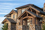 Luxury House Plan Front Photo 02 - Paxton Peak Luxury Home 101D-0051 | House Plans and More