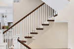 Shingle House Plan Stairs Photo 02 -  101D-0087 | House Plans and More