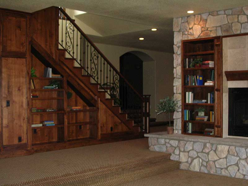 Mountain Home Plan Basement Photo 02 - Colima Manor Mountain Home 101S-0005 | House Plans and More