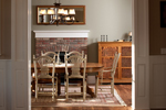 Arts & Crafts House Plan Dining Room Photo 01 - Galliano Manor Luxury Home 101S-0023 | House Plans and More