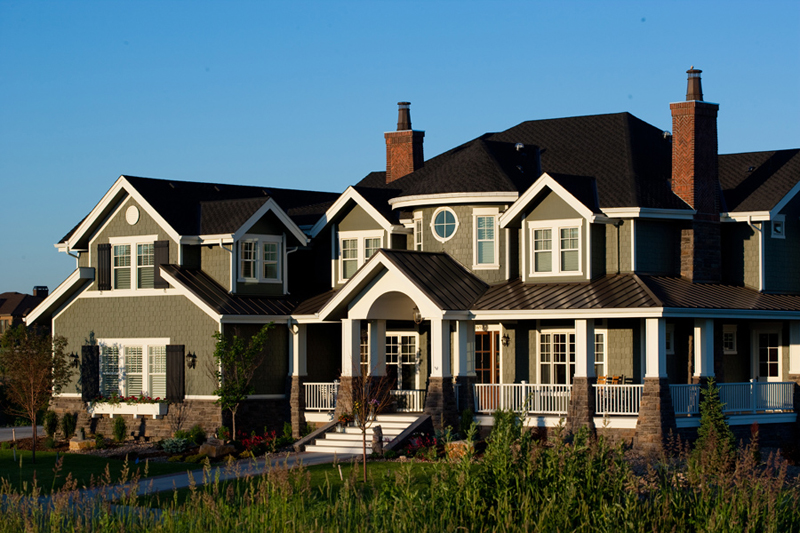 Arts & Crafts House Plan Front of Home - Galliano Manor Luxury Home 101S-0023 | House Plans and More