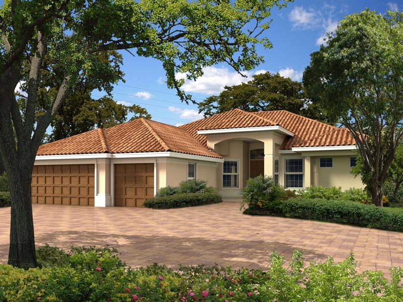 Camino Del Tienda Santa Fe Home Plan 106d 0039 House Plans And More