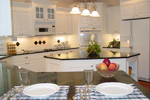 Traditional House Plan Kitchen Photo 02 - Drew Plantation Southern Home 111D-0025 | House Plans and More
