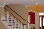 Traditional House Plan Stairs Photo - Drew Plantation Southern Home 111D-0025 | House Plans and More