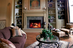 Country French House Plan Great Room Photo 02 - Flora Park Country French Home 119D-0007 | House Plans and More