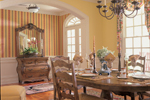 Cabin & Cottage House Plan Dining Room Photo 01 - Ericson Southern Plantation Home 128D-0002 | House Plans and More