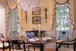 Country House Plan Dining Room Photo 01 - Quail Ridge Cottage Home 128D-0003   House Plans and More