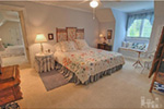 Ranch House Plan Bedroom Photo 02 - Backbay Cottage Country Home 128D-0017   House Plans and More