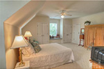 Ranch House Plan Bedroom Photo 03 - Backbay Cottage Country Home 128D-0017   House Plans and More