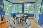 Ranch House Plan Dining Room Photo 01 - Backbay Cottage Country Home 128D-0017   House Plans and More