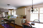 Farmhouse Plan Kitchen Photo 02 - Guilford Hill Colonial Home 128D-0075 | House Plans and More