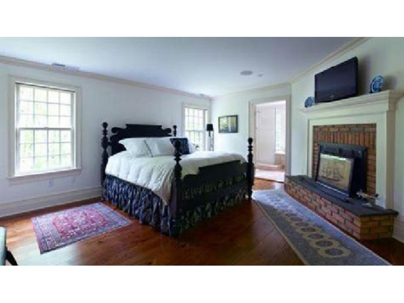 Farmhouse Plan Master Bedroom Photo 01 - Guilford Hill Colonial Home 128D-0075 | House Plans and More