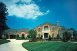 Luxury House Plan Front Photo 01 - Howards Ridge Luxury Home 129S-0011   House Plans and More