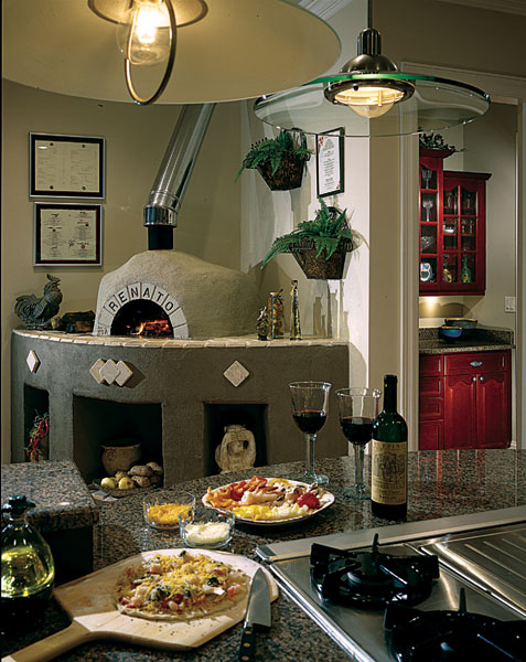 Luxury House Plan Kitchen Photo 01 - Howards Ridge Luxury Home 129S-0011   House Plans and More