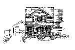 Country House Plan Front of House 137D-0007