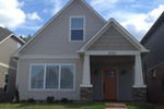 Craftsman House Plan Front of House 141D-0007