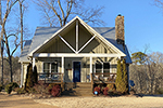 Craftsman House Plan Front of House 141D-0012