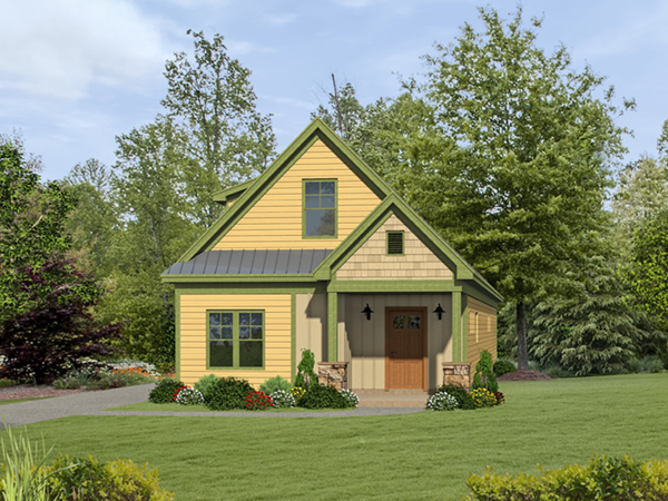 Wheelchair or Handicap Accessible Home Plans | House Plans