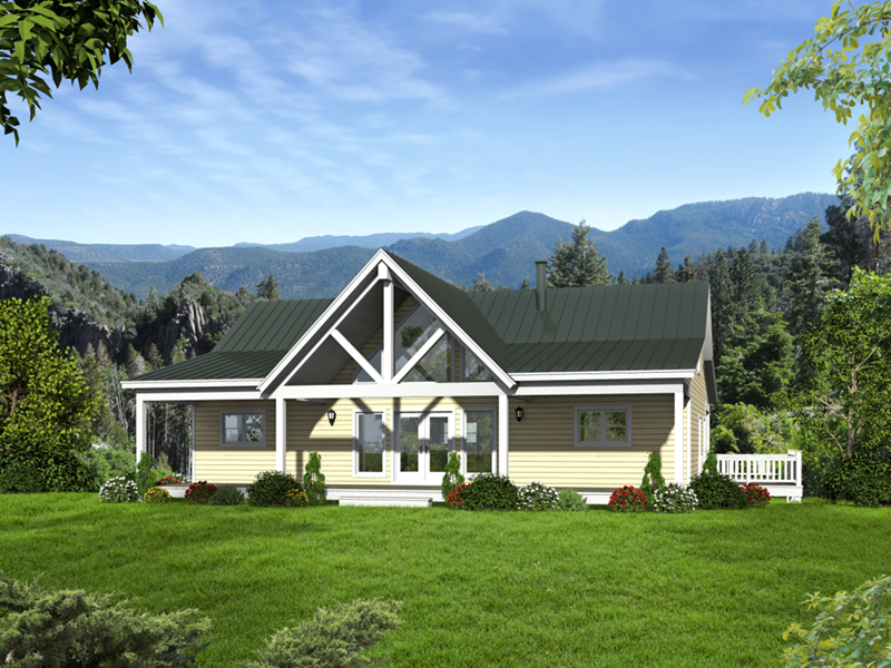 Cori Creek Craftsman Home Plan 141D-0026 | House Plans and More