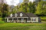 Farmhouse Plan Front of House 141D-0040