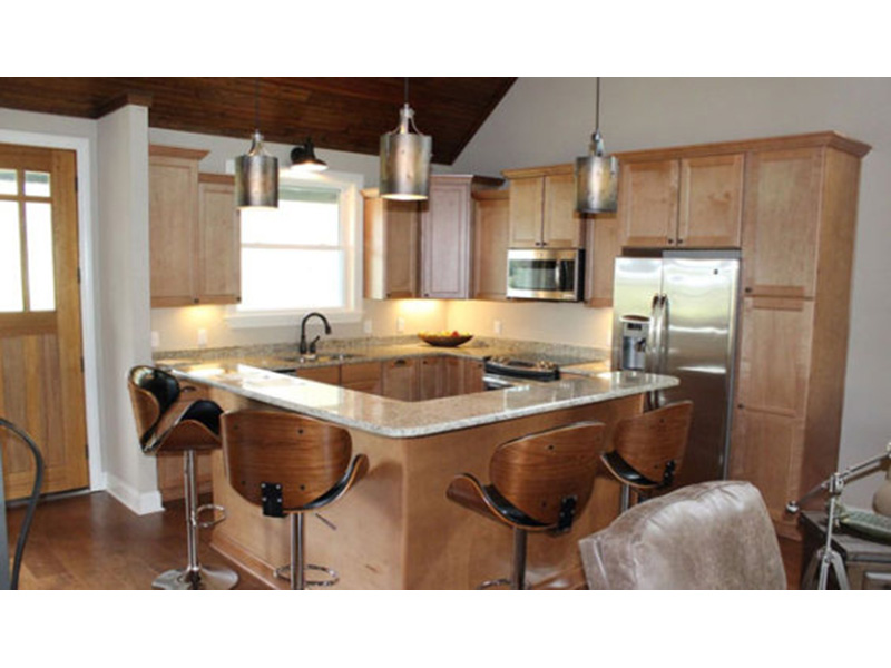 Arts & Crafts House Plan Kitchen Photo 01 -  141D-0145 | House Plans and More