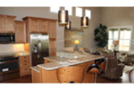 Arts & Crafts House Plan Kitchen Photo 02 -  141D-0145 | House Plans and More