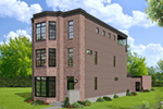 European House Plan Front of Home - 141D-0268 | House Plans and More