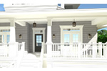 Vacation House Plan  - 152D-0130 | House Plans and More