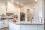 Traditional House Plan Kitchen Photo 02 - Mayer Stream Craftsman Home 155D-0027 | House Plans and More