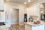 Traditional House Plan Kitchen Photo 03 - Mayer Stream Craftsman Home 155D-0027 | House Plans and More
